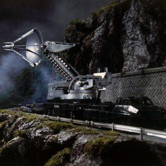 Godzilla.jp - Maser Cannon