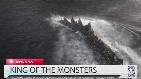 Godzilla - MUTO and Godzilla Explained - Available Now on Digital HD