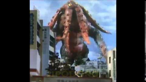 ZONE FIGHTER All Kaiju Roars