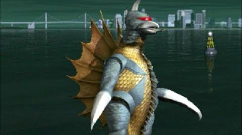 Godzilla Trading Battle (Playthrough Pt