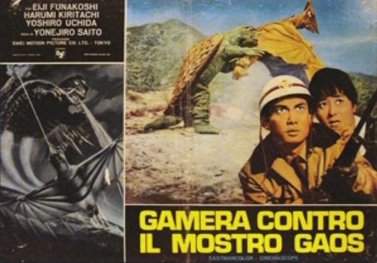 File:Gamera - 3 - vs Gyaos - 99999 - 3 - Italian Poster.png