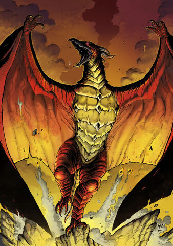 File:KINGDOM OF MONSTERS Issue 2 CVR Matt Frank.jpg