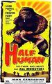 Half Human American Poster 2