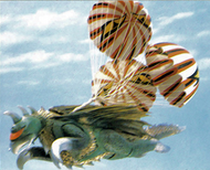 ZF - Gigan Parachute