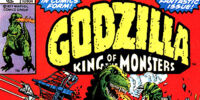 Godzilla, King of the Monsters (Marvel) Issue 1