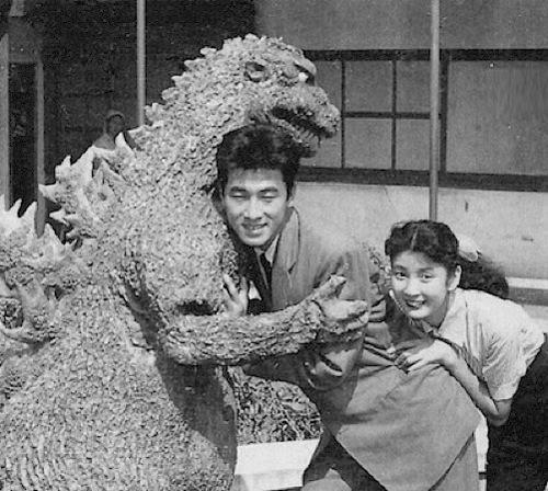 File:The Original Godzilla Hugs two Japanese People.jpg