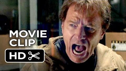 Godzilla Movie CLIP I Deserve Answers (2014) HD