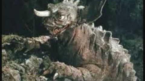 Baragon Showa Roars!