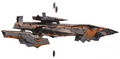 Concept Art - Godzilla Final Wars - Gotengo 5