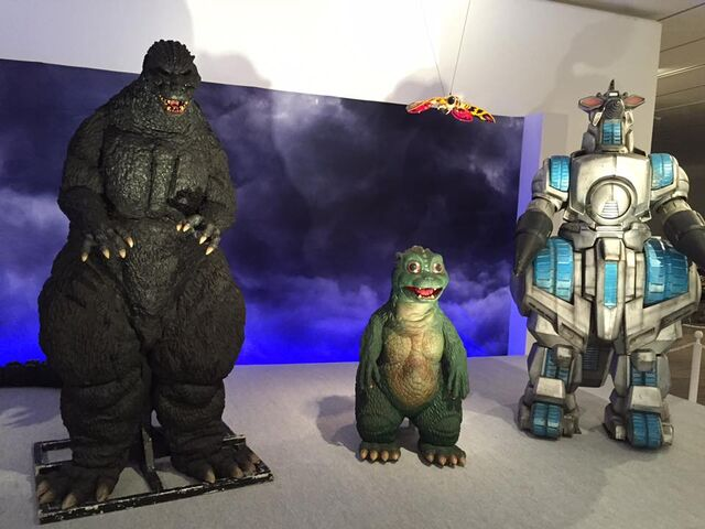 File:Godzilla vs SpaceGodzilla - STAYIN ALIVE.jpg