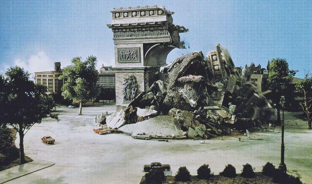 File:DAM - Gorosaurus Attacks Paris.jpg