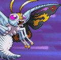 Gojira Godzilla Domination - Battle Sprites - Mothra