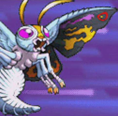 File:Gojira Godzilla Domination - Battle Sprites - Mothra.png