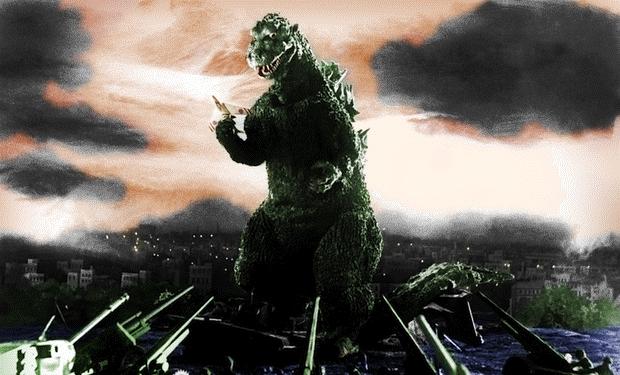 File:Godzilla '54 design(Colorized).jpg