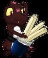 Wikira 404 SAMPLE-DARK RED