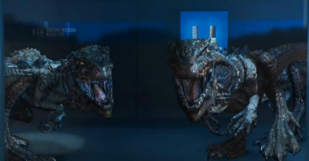 Dibujos Godzilla Raids Again 1955 Para Colorear: Image - Zilla 1998 - Baby Zillas.png