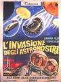 Invasion of Astro-Monster Poster Italy 1