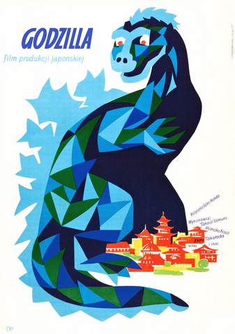 File:Godzilla Movie Posters - Gojira -Polish-.png