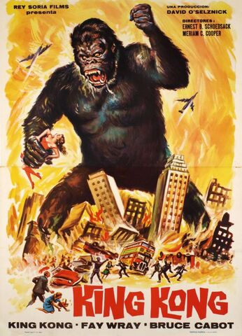 File:Spanish King Kong 1933 Poster.jpg