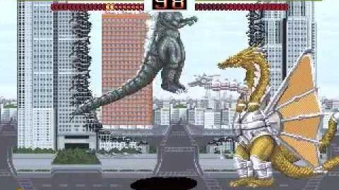 Godzilla The Arcade Game (Playthrough Part 9 11)