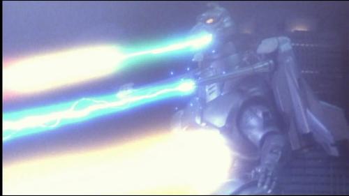 File:Super MechaGodzilla firing the Mega-Buster Ray, Garuda's cannons and Plasma Grenaded.png