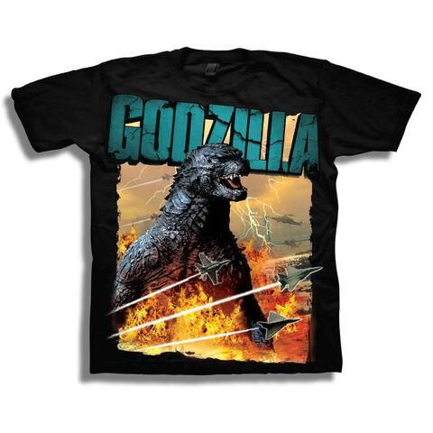File:Godzilla 2014 Merchandise - Clothes - Roar Boys Short Sleeve.jpg