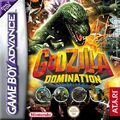 GODZILLA DOMINATION European Cover
