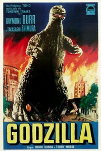 Godzilla Movie Posters - King of the Monsters -Italian-
