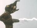 Go! Greenman - Episode 3 Greenman vs. Gejiru - 31 - Pew