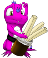 Wikira 404 SAMPLE-PINK