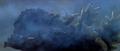 King Kong vs. Godzilla - 7 - Low Quality Side View of Godzilla