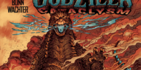 Godzilla: Cataclysm Issue 3