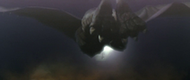 GFW - Rodan's feet closeup