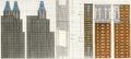 Concept Art - Godzilla Final Wars - New York 1