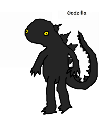 File:Spooderman Godzilla.png