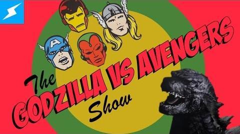 The Avengers Fought Godzilla?? The Desk of DEATH BATTLE