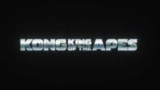 Kong King of the Apes Title Card