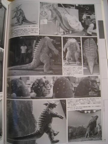 File:Baragon behind the scenes.jpg