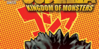 Godzilla: Kingdom of Monsters Issue 9