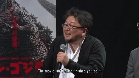 東京おもちゃショー2016 バンダイ『S.H.MonsterArtsゴジラシリーズ』新商品発表会