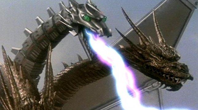 Godzilla Vs Mecha King Ghidorah Mecha-King Ghidorah | ...