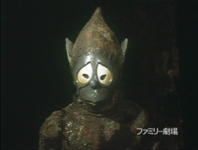 File:Go! Greenman - Episode 3 Greenman vs. Gejiru - 1 - Soon to be Gejiru.png