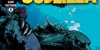 Godzilla: Ongoing Issue 2