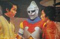 GVM - Jet Jaguar, Goro and Hiroshi