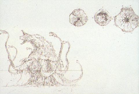 File:Concept Art - Godzilla vs. Biollante - Biollante 18.png