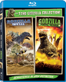 Godzilla Movie DVDs - TOHO GODZILLA COLLECTION Godzilla Tokyo S.O.S. and Godzilla Final Wars -Sony-