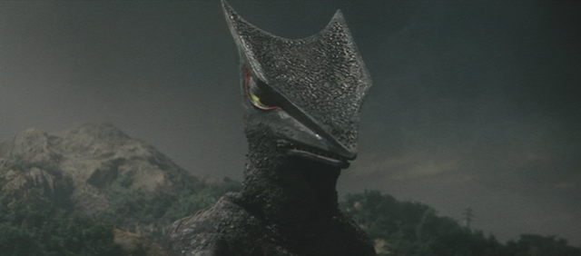 File:Gamera - 3 - vs Gyaos - 3 - Gyaos Head.png