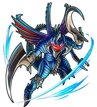 File:Godzilla X Monster Strike - Gigan Millennium.png