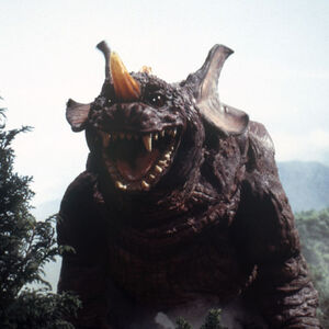 The SokogekiBara in Godzilla, Mothra and King Ghidorah: Giant Monsters All-Out Attack