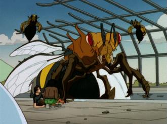 Mutant Bee Queen